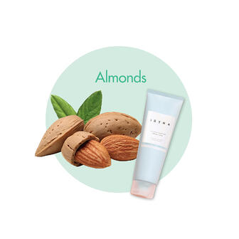 Almonds in hand cream yes please