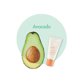 Avacado and eye creams are made for eachother