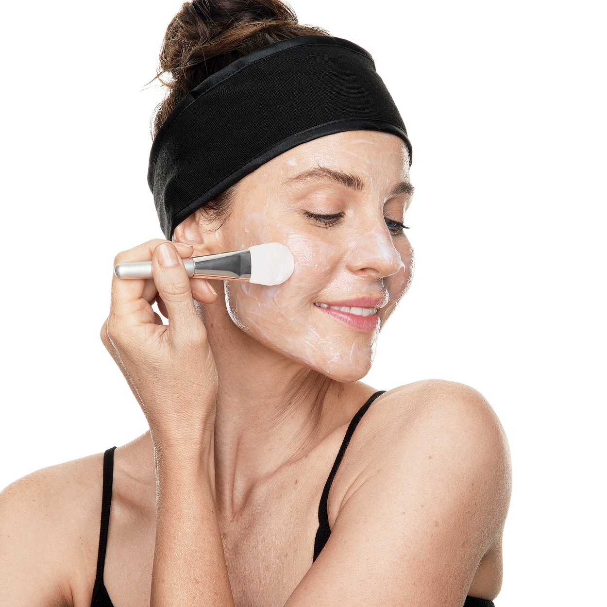 Say yes to firmer contours